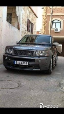 Land Rover in Beirut City - Super charge 2009 HST orginal full