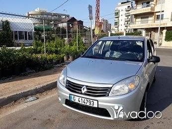 Renault in Tripoli - رينو سندارو 2010 شركة جديدة