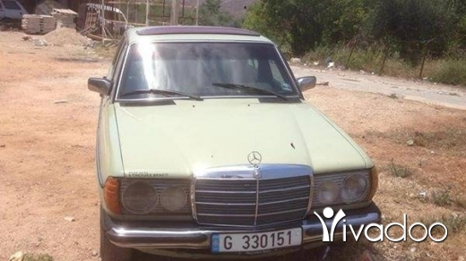 Mercedes-Benz in Sir Denniyeh - Mercedes 230E