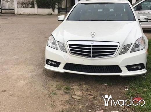 Mercedes-Benz in Tripoli - E350 mod 2011 clean carfax
