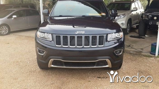 Jeep in Dahr el-Ain - jeep grand cherokee