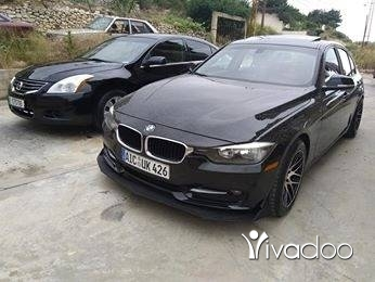 BMW in Tripoli - For salle or trade f30 320i