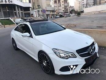 Mercedes-Benz in Beirut City - E550 kit2015