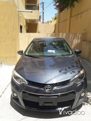 Toyota in Chahour - Toyota corolla 2014 s