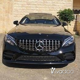 Mercedes-Benz in Zahleh - Mercedes C300 coupe amg-s 2018