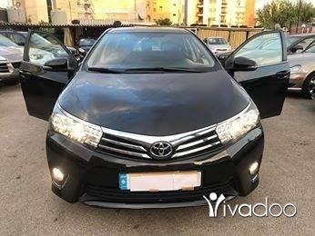 Toyota dans Jdeideh - For sale toyota corolla model 2015