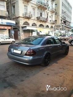 Mercedes-Benz in Tripoli - مرسيدس E 240 موديل 2004 سياره نضيقه