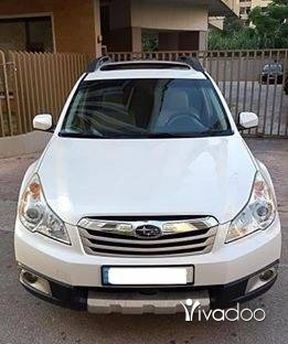 Subaru in Tripoli - سوبارو اوتباك موديل ٢٠١٠ كامله الموصفات 4x4