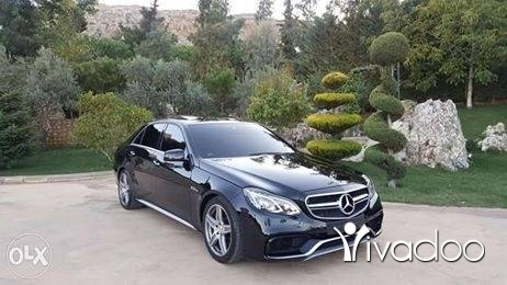 Mercedes-Benz in Port of Beirut - Mercedes-Benz E63 ///AMG ( Hot Price )