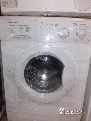 Washing Machines in Borj Hammoud - غسالاة جديدي فول اتمتك