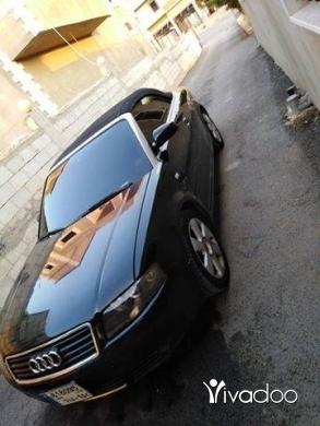 Audi in Port of Beirut - audi 2003 ٤ سلندر