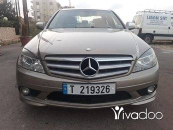 Mercedes-Benz in A'aba - Mercedes/benz C300