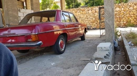 Mercedes-Benz in Ansar - مرسيدس قطش موديل ٧٣