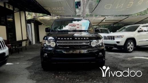 Rover in Sin el-Fil - Range rover sport HSE LUX 2012 black