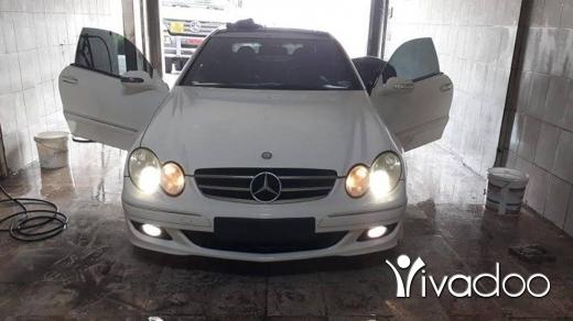 Mercedes-Benz in Nabatyeh - Clk 350 2007 full