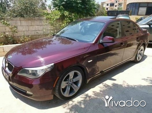 BMW in Majd Laya - BMW 528 mod 2010 for sale or trade