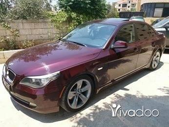 بي ام دبليو في مدينة بيروت - BMW 528 mod 2010 for sale or trade