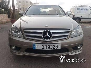 Mercedes-Benz in Beirut City - Mercedes/benz C300