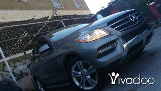 Mercedes-Benz in Zahleh - Ml 350 2012 clean carfax ☎️76870244