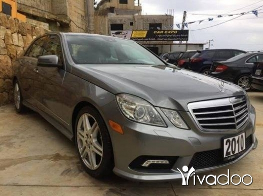 Mercedes-Benz in Ras el-Metn - Mercedes E 350