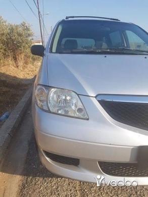 Mazda in Tripoli - Mazda Mpv 2003