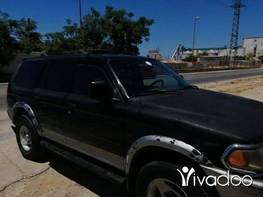 Mitsubishi in Tripoli - رنج
