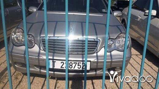 Mercedes-Benz in Ras-Meska - mercedes c200