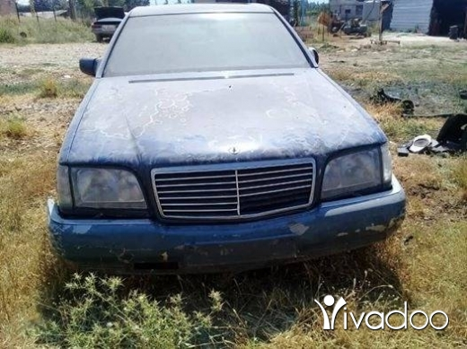 Mercedes-Benz in Anjar - Mercedes 500 SEL