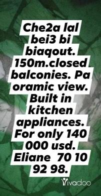 Appartements dans Biakout - Che2a super la2ta lal bei3 b biaqout