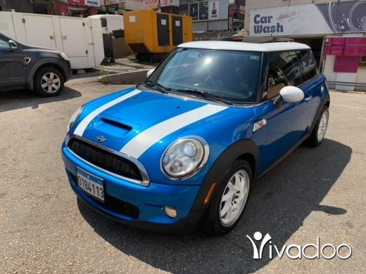 Mini in Beirut City - Mini Cooper S Model 2007