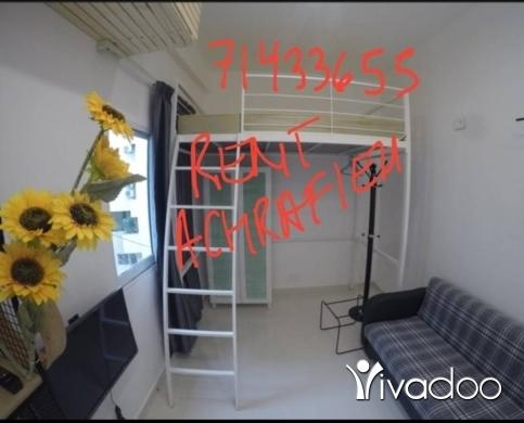 Apartments in Achrafieh - New ultra clean studio in middle Achrafieh