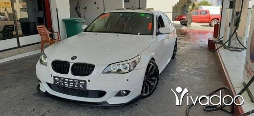 BMW in Nabatyeh - 530 2007 souper nadfeh sheshe kberh bradeh look m jant 19 m 7saset basmeh full kter momyzeh