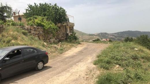 Land in Faraya - Land for sale in Chabrouh / Faraya st Charbel road