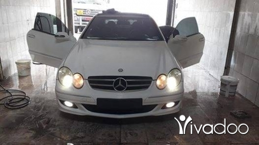 Mercedes-Benz in Beirut City - Clk 350 2007 full