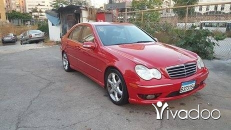 Mercedes-Benz in Beirut City - Mercedes C230 full automatic 2006