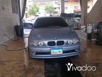 BMW in Beirut City - bmw E39 530 model 2002