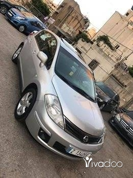 Nissan in Beirut City - Nissan tida 2012
