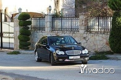 Mercedes-Benz in Beirut City - mercedes C230 2005