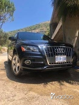 Audi in Beirut City - Audi Q5 quattro 2.0T 2012 S-line