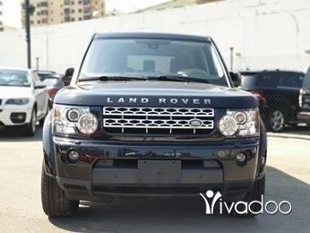 Land Rover in Beirut City - 2012 LR4 V8 HSE
