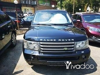 Land Rover in Beirut City - Range rover sport