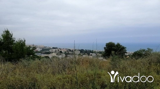Land in Blat - Land for Sale Blat Jbeil Lot Area 840Sqm Zone ( B ) 30-60% h9.50+1met
