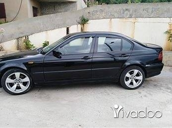 BMW in Beirut City - Nyou boy 2005