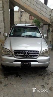 Mercedes-Benz in Port of Beirut - Ml 320