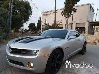 Chevrolet in Beirut City - 2010 camaro rs ajnabiye full loaded v6
