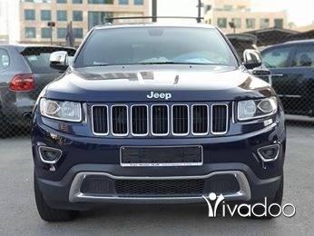 Jeep in Port of Beirut - 2014 Grand Cherokee Laredo