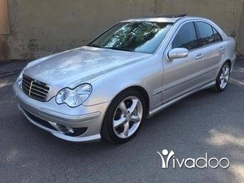 Mercedes-Benz in Tripoli - Mercedes c230 compraser model 2005