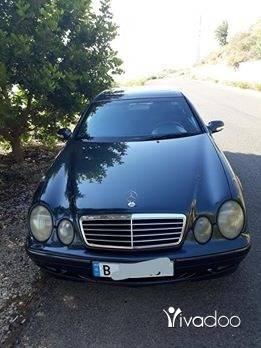 Mercedes-Benz in Beirut City - Clk 230 ( 2002 ) tel: 03658835