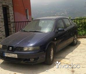 Seat in Port of Beirut - Seat Toledo mod 2000