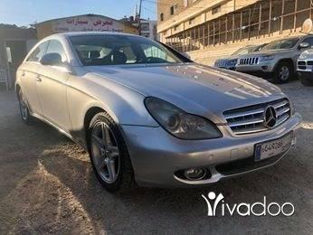 Mercedes-Benz in Beirut City - Mercedes-Benz cls 350